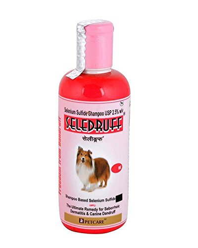 Seledruff Anti-Dandruff Shampoo For Dog, 200 ml