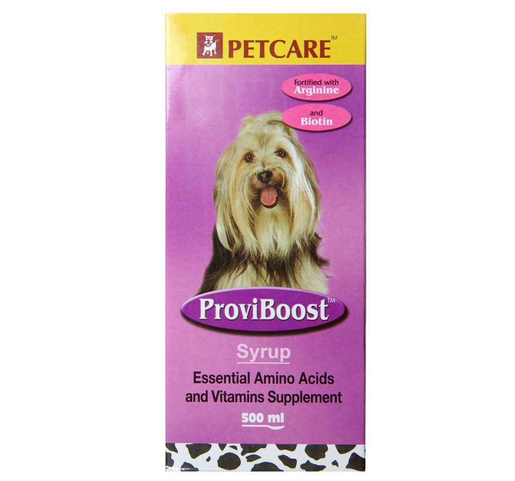 Proviboost Syrup Immunity Supplement For Dog, 500 ml