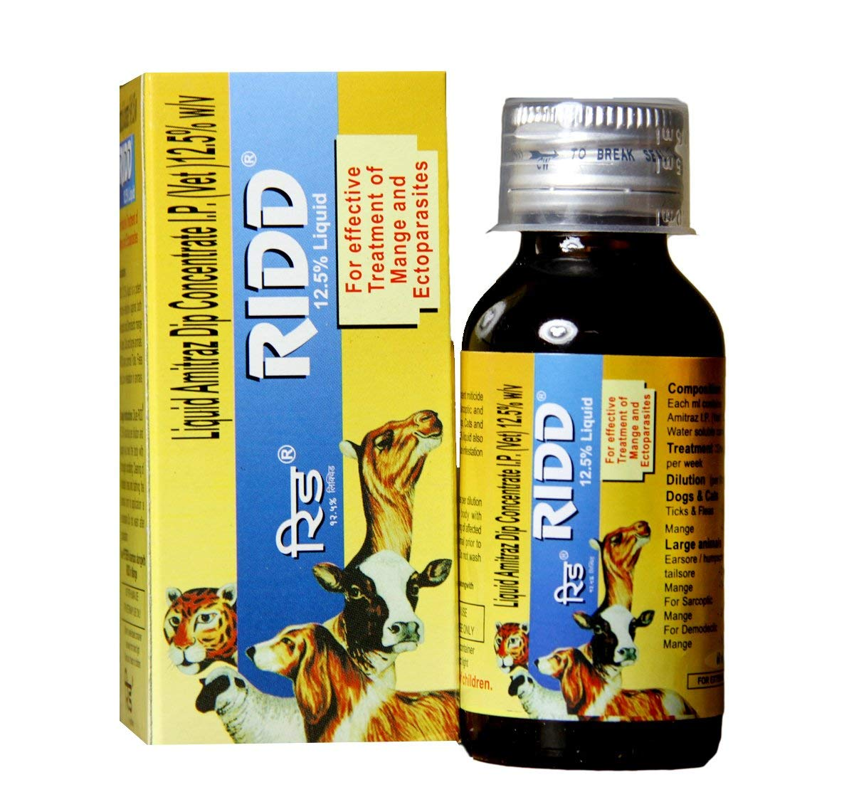PetCare Ridd 60ml