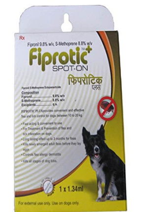 Fiprotic spoton up to 10kg (etp)