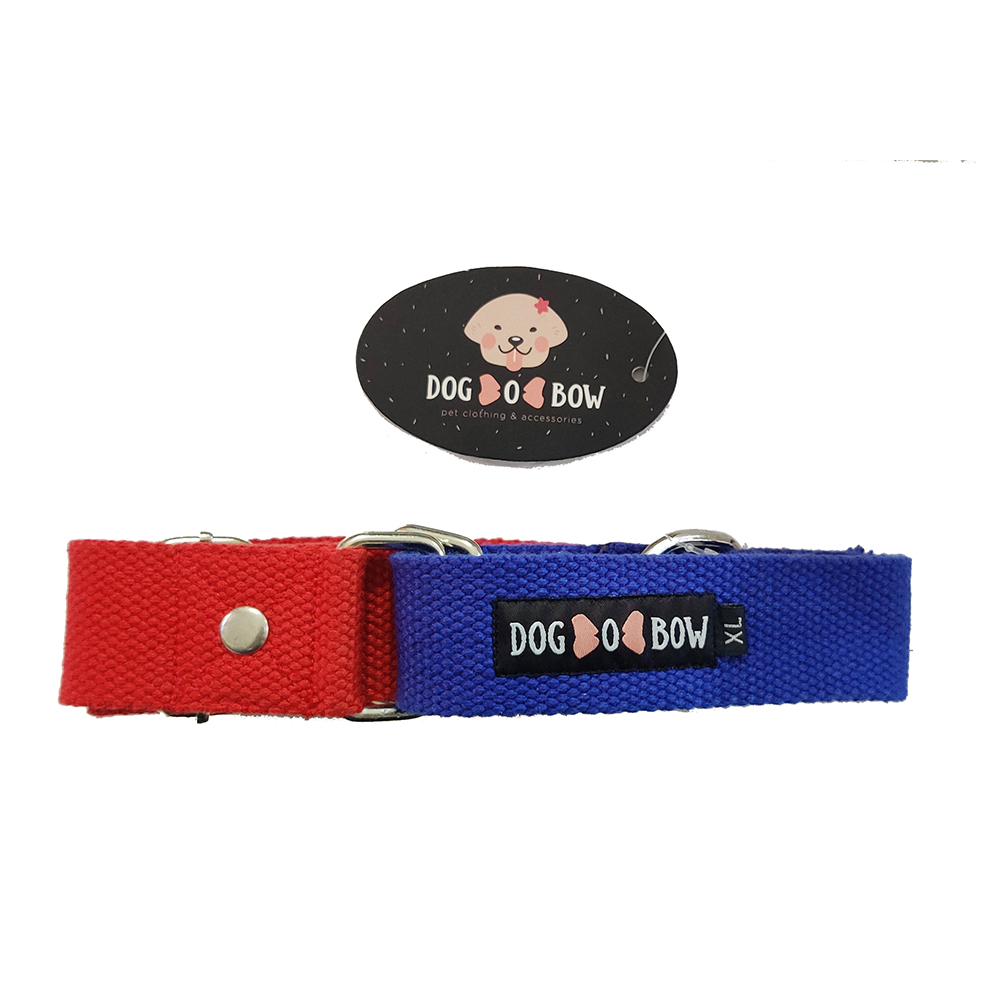Dog O Bow Martingale Collar | X Large |