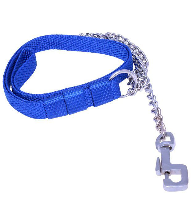 Kennel Chain Lead Thin - Multiple Sizes