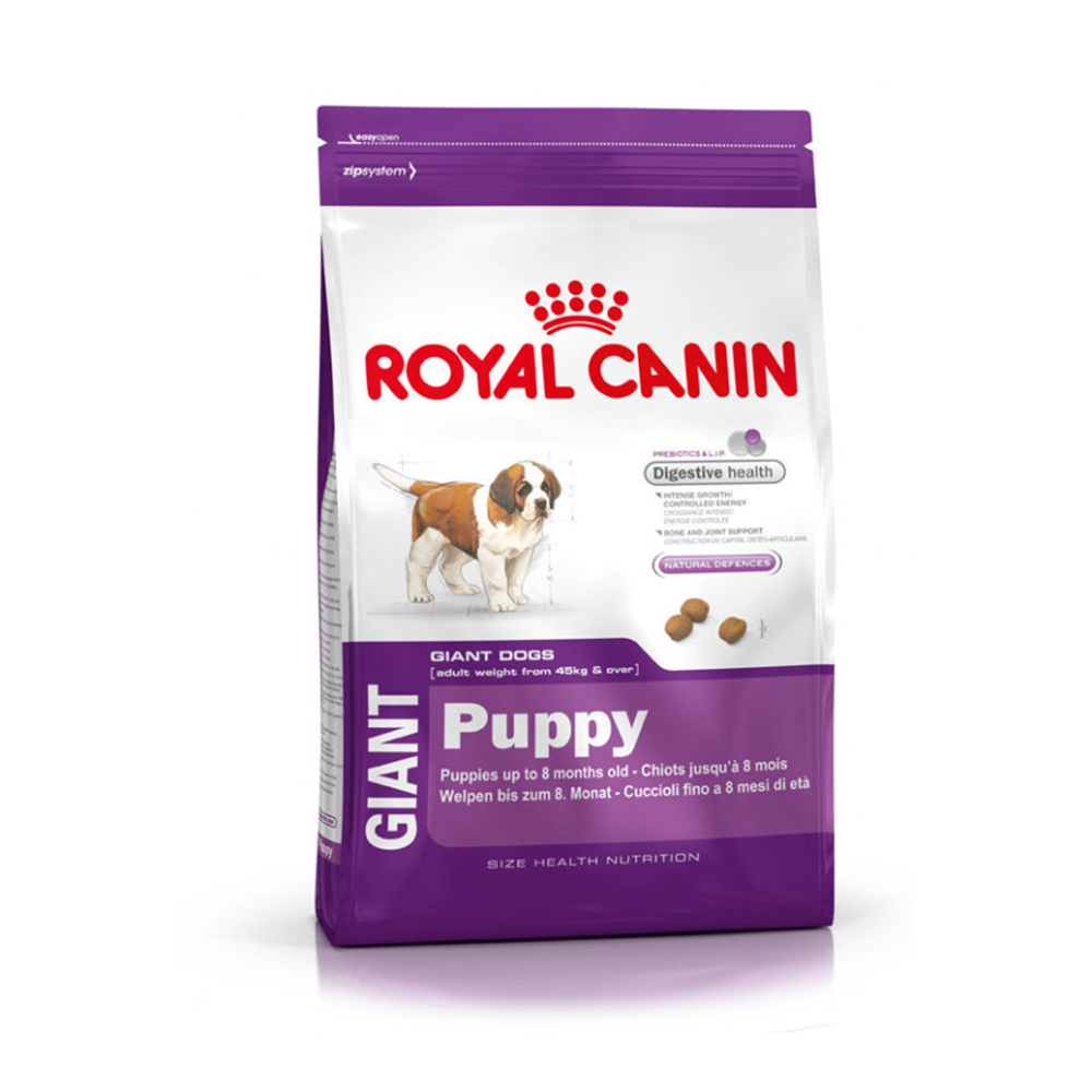 Royal Canin Giant Puppy Dry Food | Multiple Sizes |
