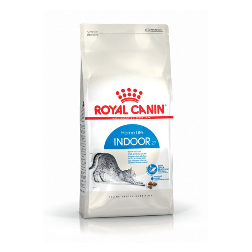 Royal Canin Home Life Indoor 27 Cat Dry Food | Multiple Sizes |