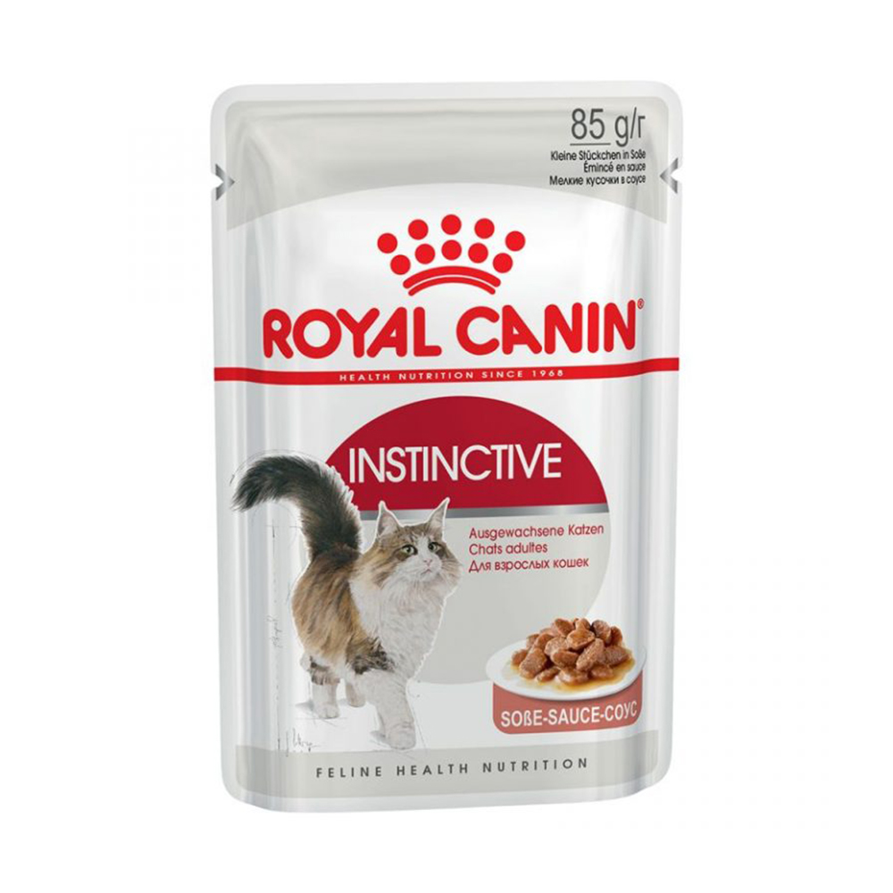 Royal Canin Instinctive Wet Pouch | 85 GM