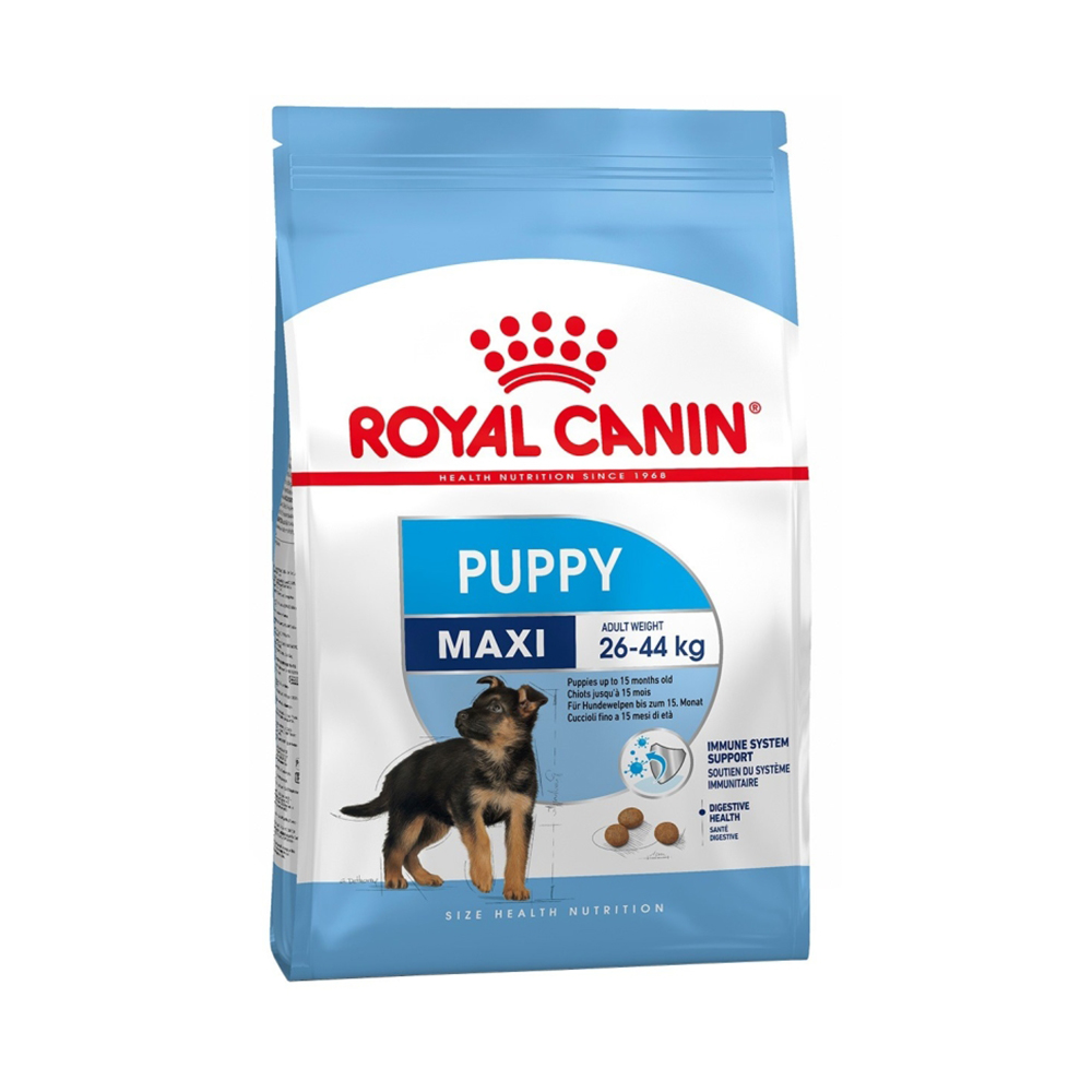 Royal Canin Maxi Puppy Dry Food | Multiple Sizes |