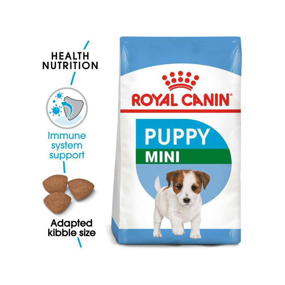Royal Canin Mini Puppy Dry Food | Multiple Sizes |