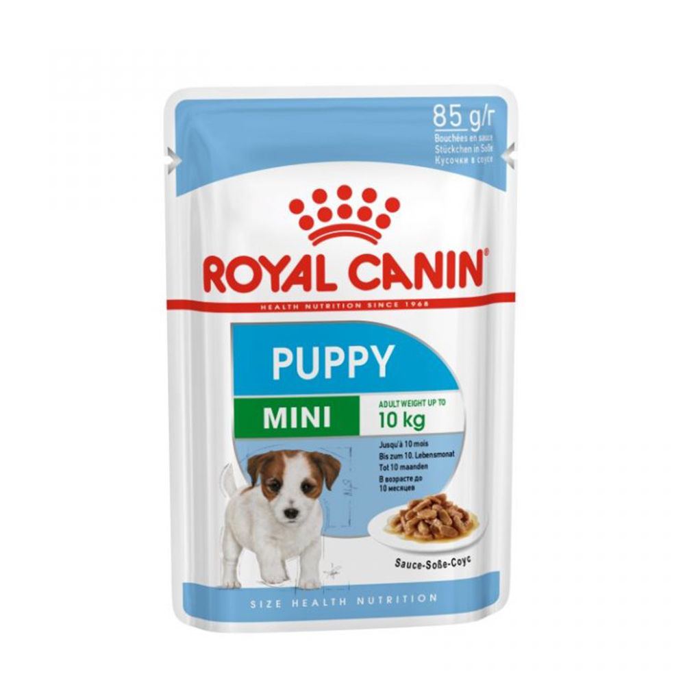 Royal Canin Mini Puppy Wet Pouch | 85 GM