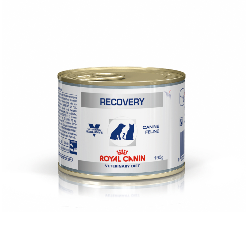 Royal Canin Recovery Tin Wet Food | Dogs and Cats | 195 GM