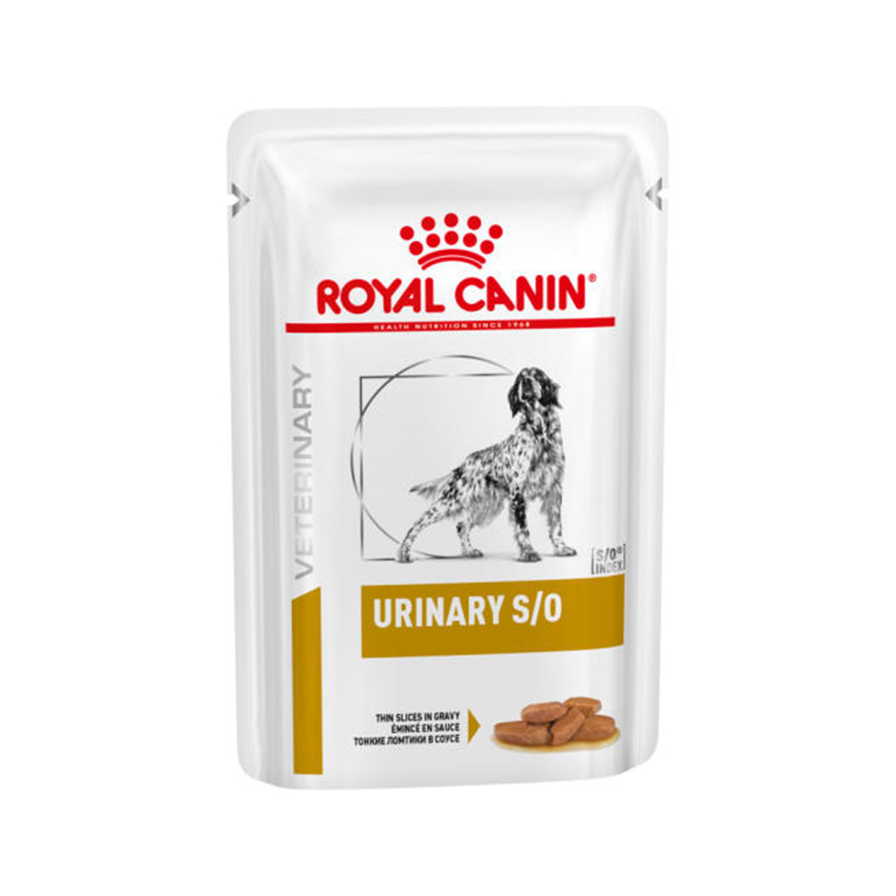Royal Canin Urinary S/O Canine Wet Pouch | 150 GM