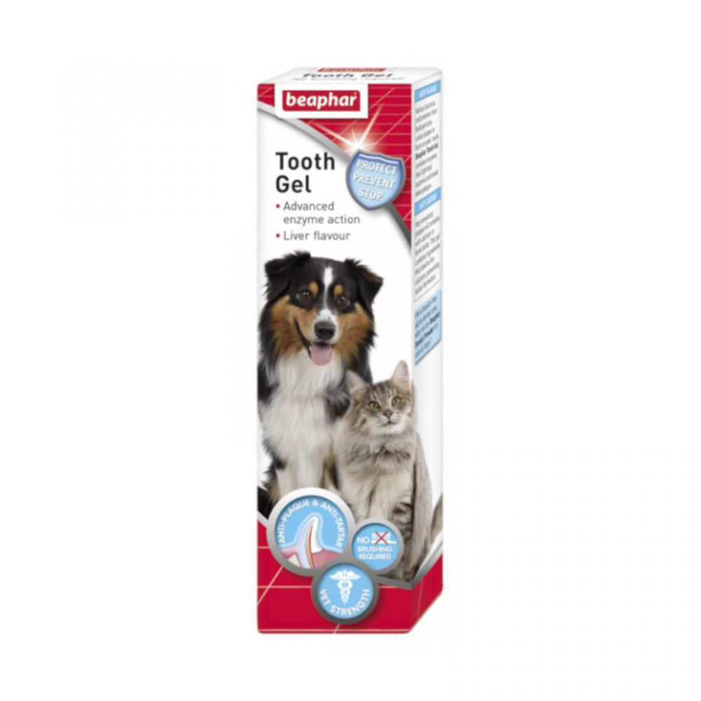 Beaphar Tooth Gel | Dog and Cats | 100 GM