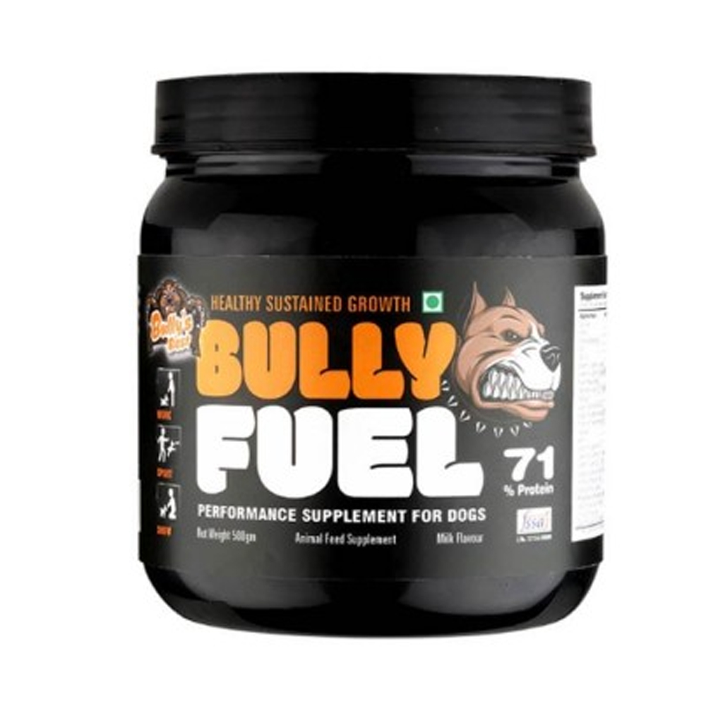 Bully's Best Power Fuel Supplement | Dogs | 500 GM| 300 GM