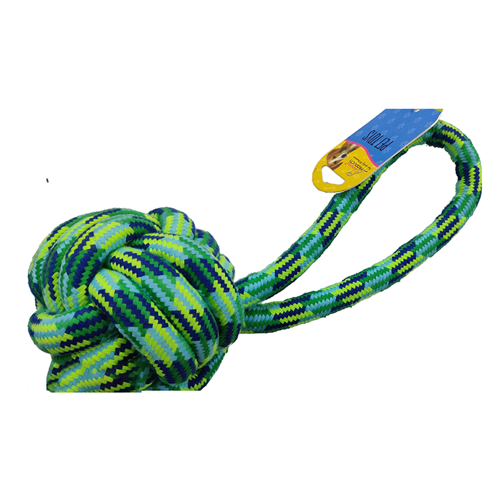 Multicolored Playing Rope | Dogs |