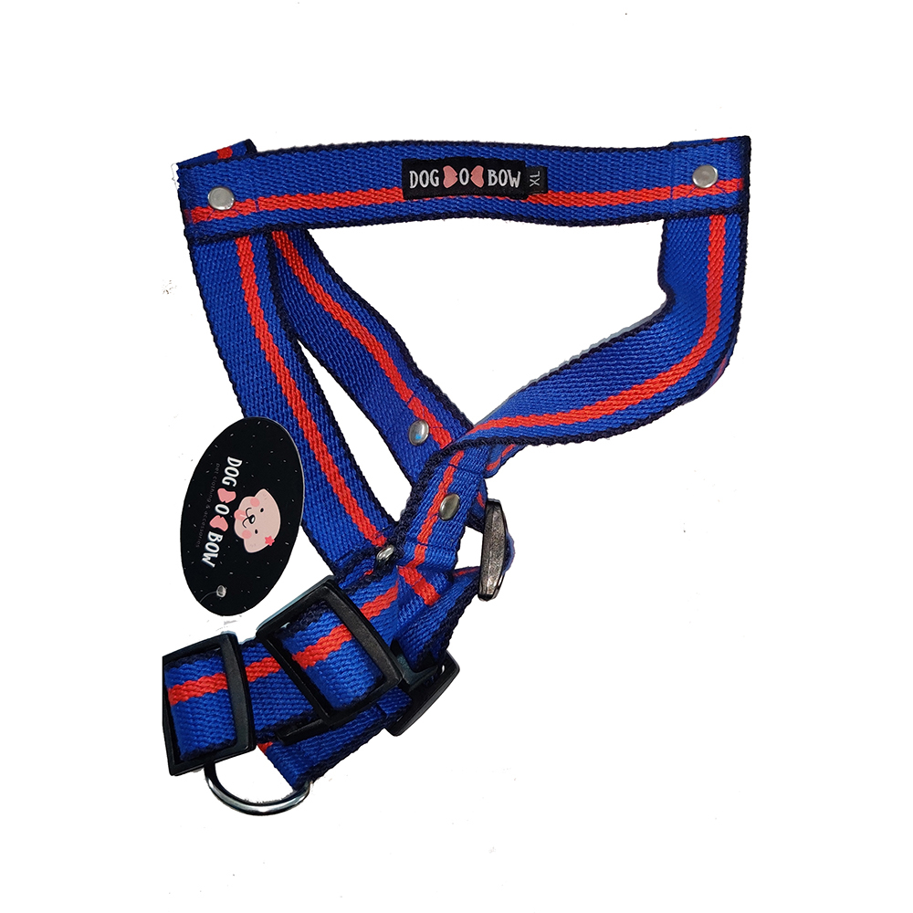 Dog O Bow Solid Print Body Belt | X Large |