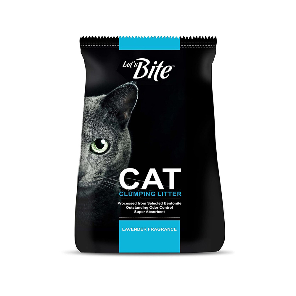 Drools Let's Bite Clumping Cat Litter | 6 KG