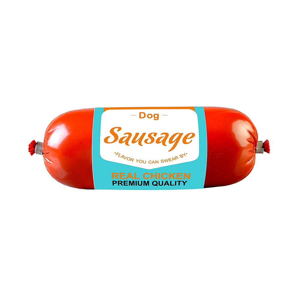 Drools Sausage Real Chicken Flavor | Multiple Sizes |
