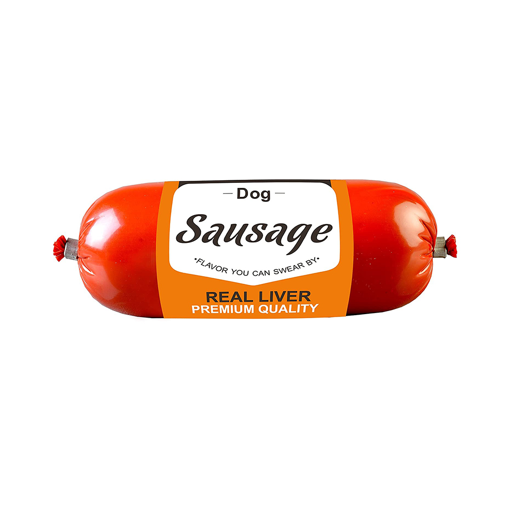 Drools Sausage Real Liver Flavor | Multiple Sizes |