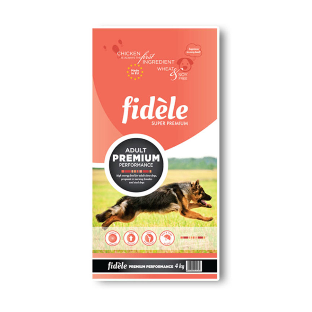 Fidele Adult Premium Performance Dry Food | Multiple Sizes |