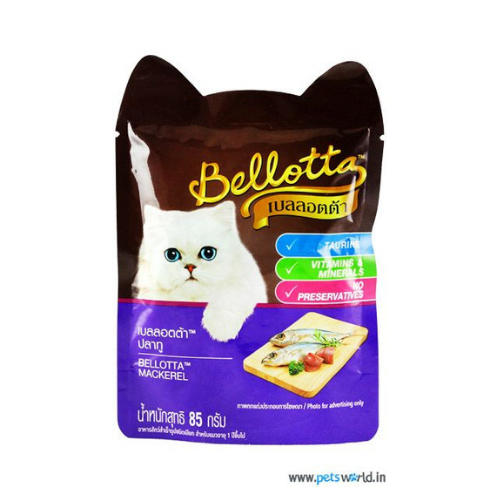 Bellota Mackeral Wet Cat Food