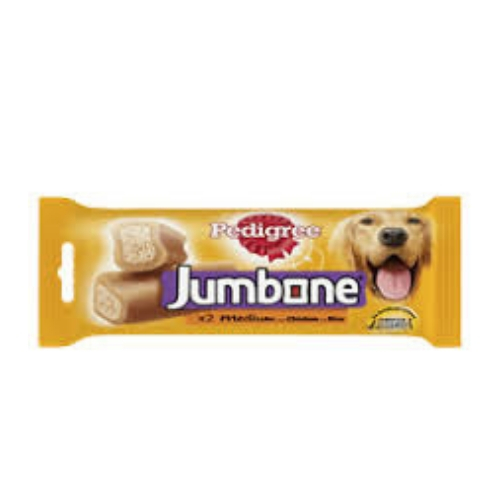 Pedigree Jumbone Medium with Chicken and Rice
