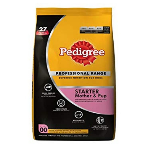 Pedigree PRO Expert Nutrition Lactating/Pregnant Mother and Pup (3-12 Weeks)