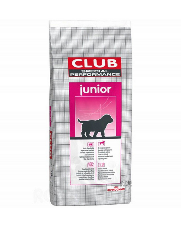 Royal Canin Club Pro Junior Dog Food, 20 kg