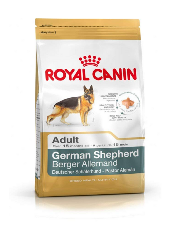 Royal Canin German Shepherd Adult Dry Food | Multiple Sizes |