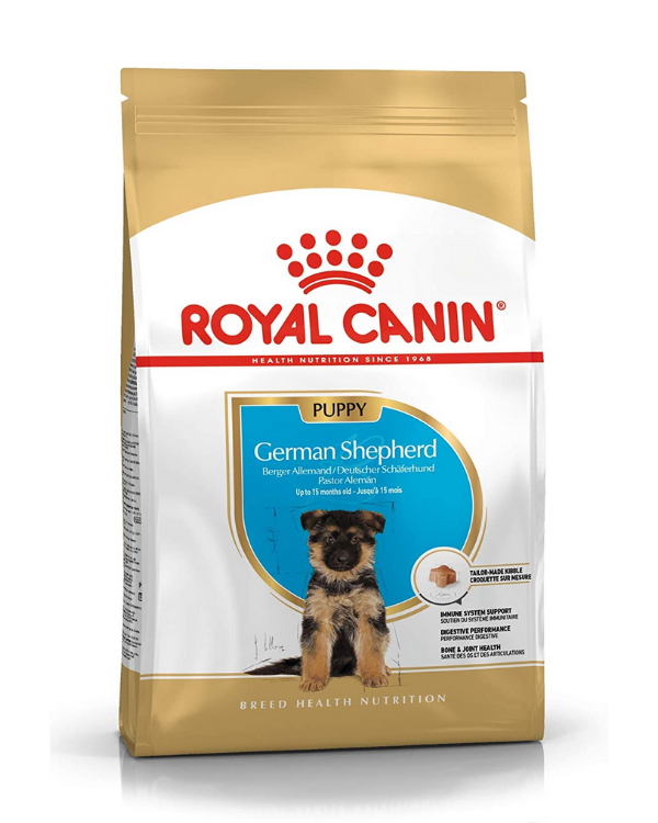 Royal Canin German Shepherd Puppy Dry Food | Multiple Sizes |
