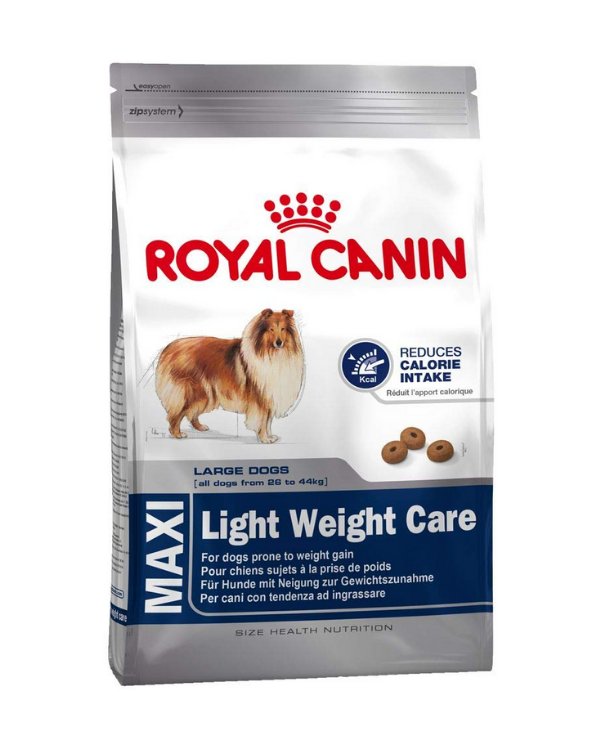 Royal Canin Maxi Light Weight Care for Large Dogs Dry Food | 3 KG