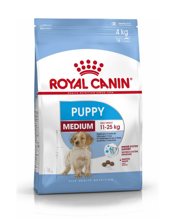 Royal Canin Medium Puppy Dry Food | Multiple Sizes |