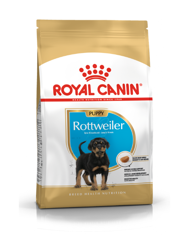 Royal Canin Rottweiler Junior Dry Food | Multiple Sizes |