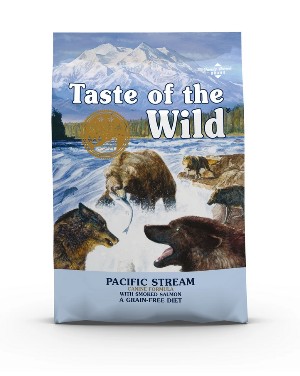 Taste of the Wild - Pacific Stream Smoked Salmon Adult | Multiple Sizes |