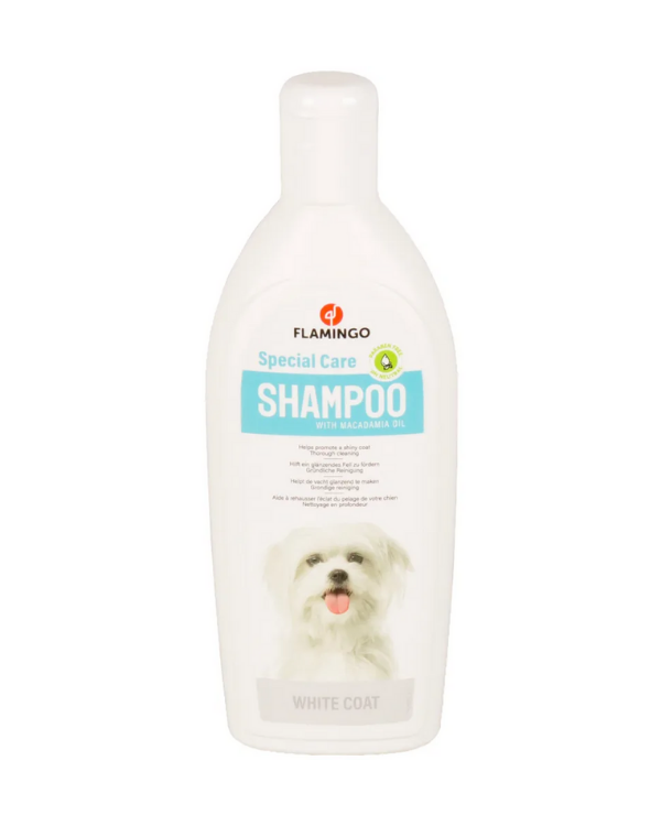 Flamingo Special Care White Coat Shampoo | 300 ML