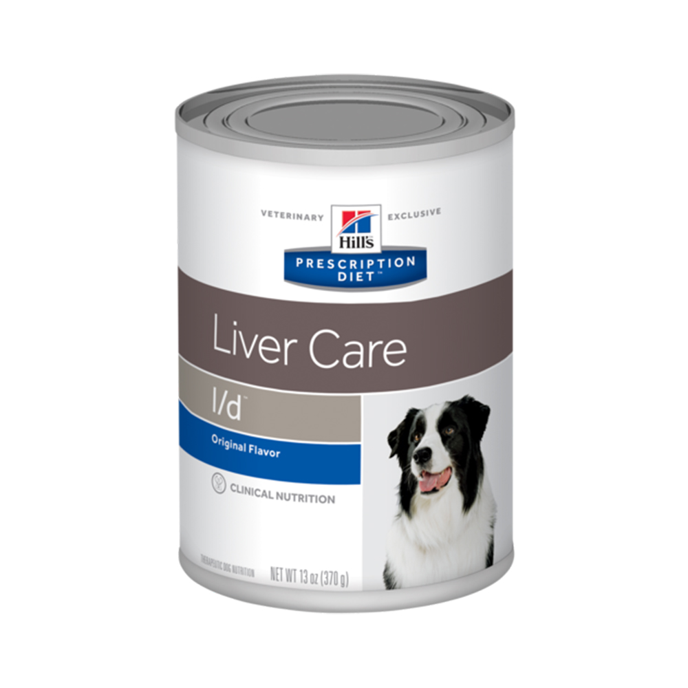 Hill's Prescription Diet - Liver Care I/d Canine Tin | 370 GM