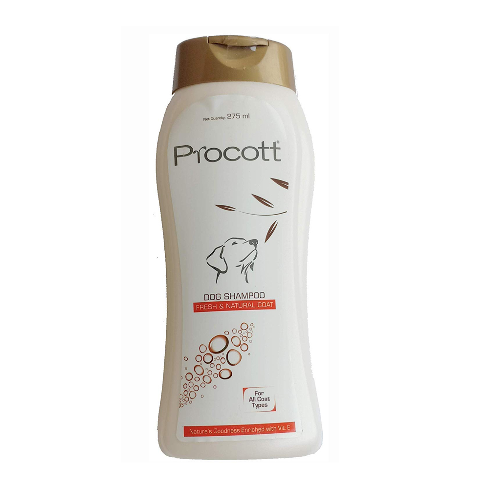 Intas Procott Dog Shampoo | Multiple Sizes |