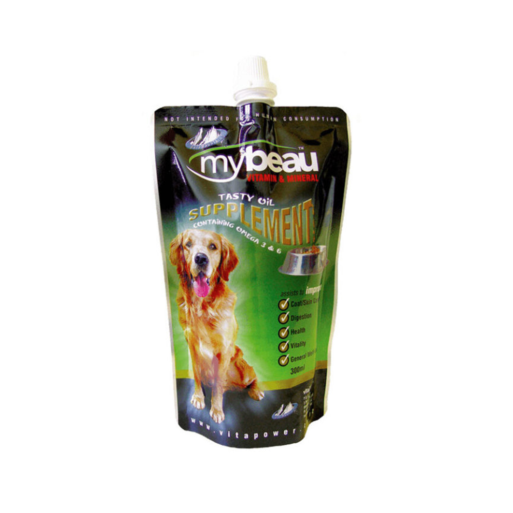 Mybeau - Vitamin & Mineral Supplement | Dogs | 300 ML