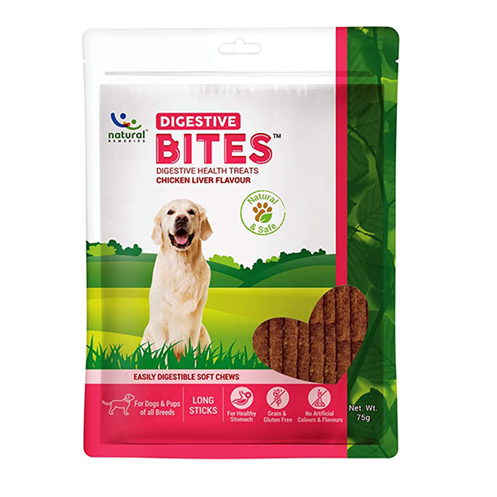 Natural Remedies Digestive Bites | 75 GM