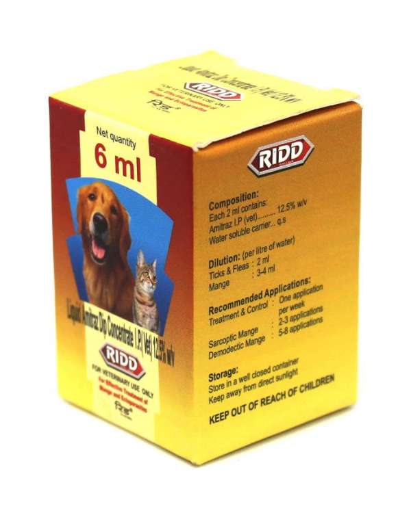 PetCare Ridd 6ml