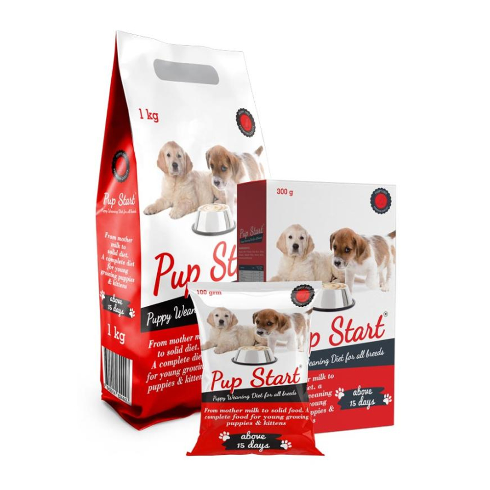 Pup Start Puppy Food | Multiple Sizes |