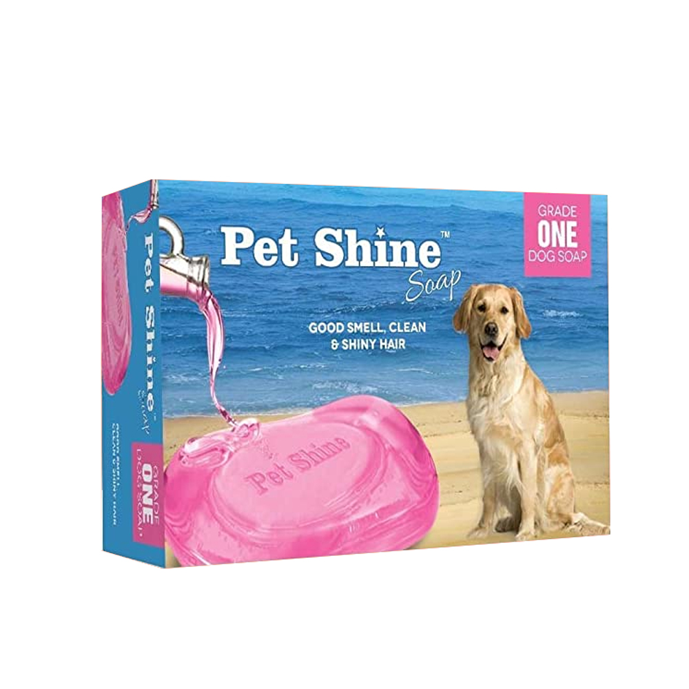 Sky Ec Pet Shine Soap | Dogs and Cats | 75 GM