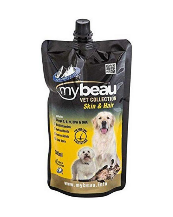 Mybeau - Vet Collection Skin & Hair | Dogs and Cats | 300 ML