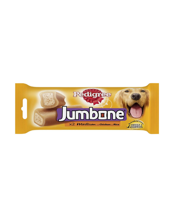 Pedigree Jumbone Dog Treat | 200 GM