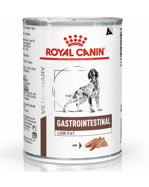 Royal Canin Gastro Intestinal Tin Dog Wet Food | 400gm