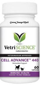 Vetri science Cardio strength supplement for Cats and Dogs