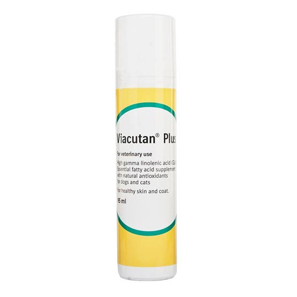 Viacutan Plus Skin and Coat Liquid | Dogs and Cats | 95 ML